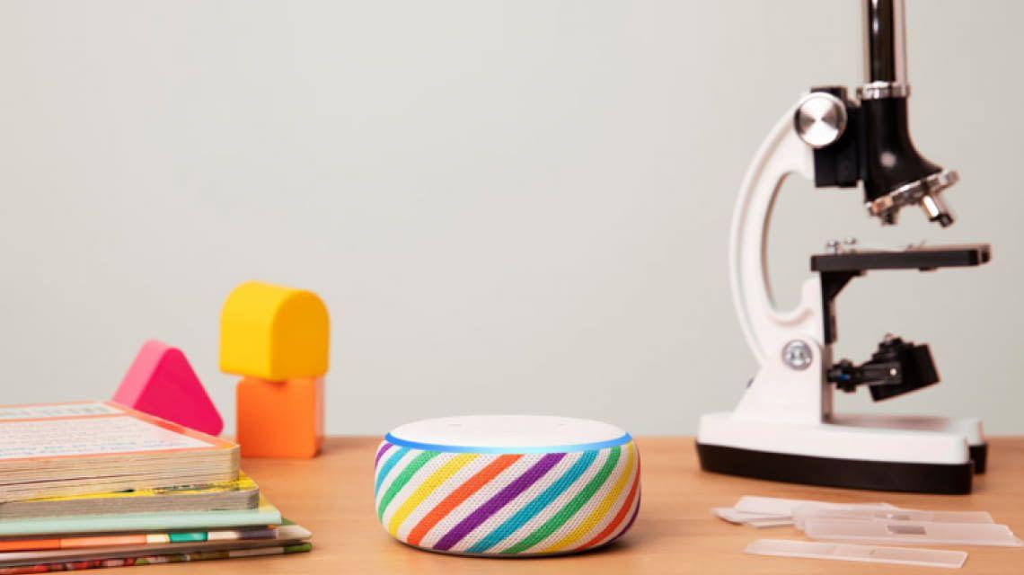 neue echo dot 3 kids edition mit zeitlimit und songfilter. Black Bedroom Furniture Sets. Home Design Ideas