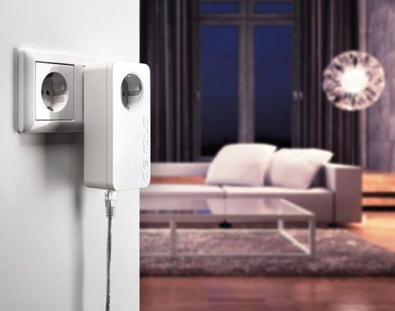 Das devolo dLAN 1200+ Powerline Starter Kit bringt Highspeed-Internet ins entfernte Wohnzimmer