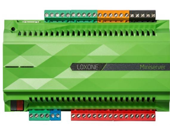 Loxone Miniserver Abbildung