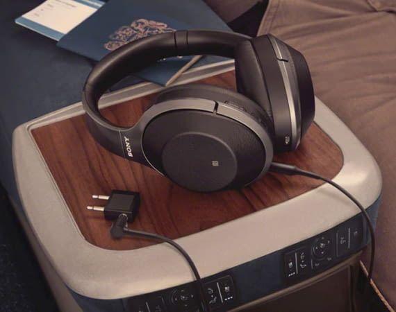 Sony WH-1000XM2 mit moderner Technik und einem Touch Retro-Chic