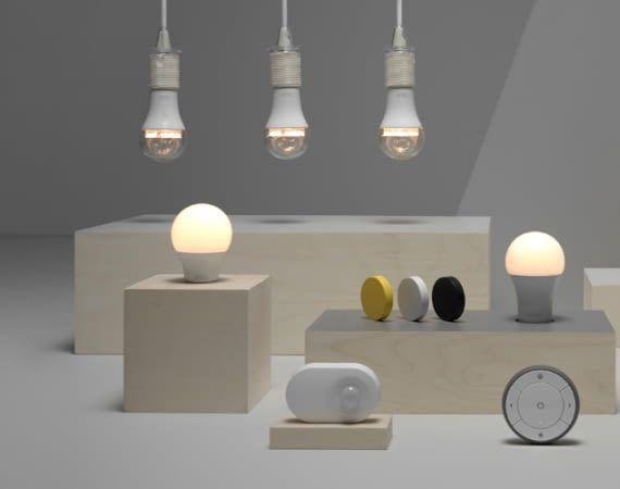 Die TRÅDFRI-Smart Home Serie bietet nicht nur Lampen, sondern auch Dimmer, Lichtpaneele, Rolläden u.v.m.