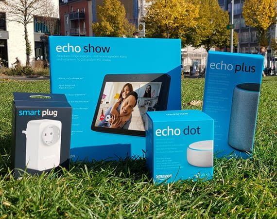 Die neue Amazon Echo-Familie bietet viele neue Funktionen