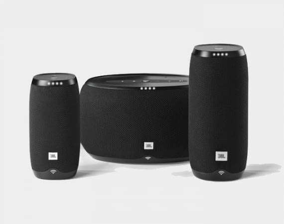 JBLs Google Assistant-Lautsprecherfamilie JBL Link 10, JBL Link 20 und JBL Link 300