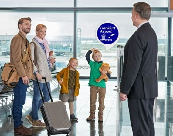 Der Frankfurt Airport Alexa Skill nimmt den Reisestress