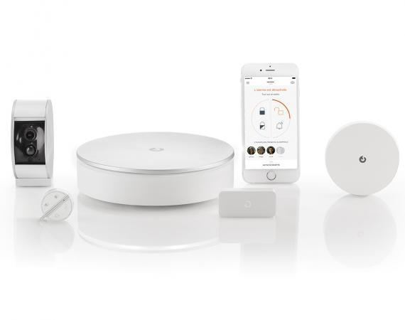 Die Myfox Smart Home Produkte