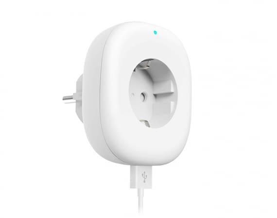 Mit der WLAN Steckdose von Maxcio lassen sich konventionelle Haushaltsgeräte prima ins Smart Home integrieren.