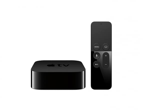 Apple TV 4. Generation