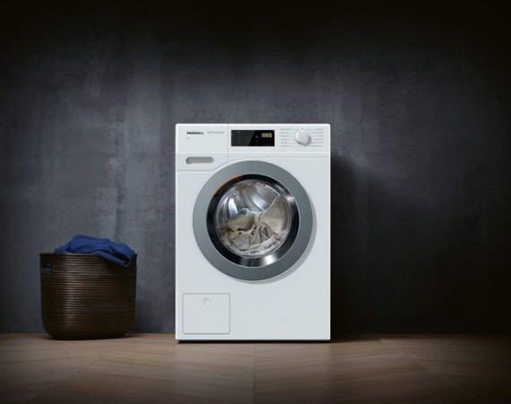 Die Miele WDB 030 WCS Waschmaschine entspricht der Energieeffizienzklasse A+++