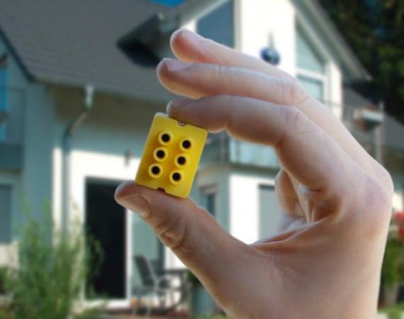 Die DigitalSTROM-Klemme ermöglicht smartes Wohnen