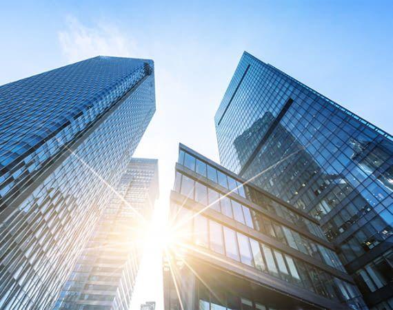 Die Gebäude der Zukunft sollen über künstliche Intelligenz verfügen