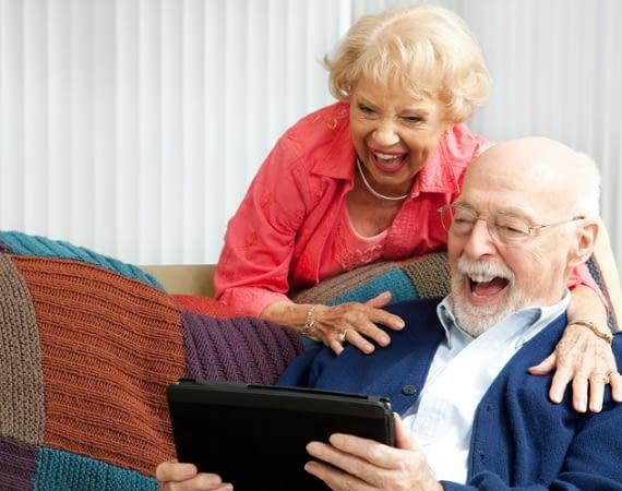 Best Ager und Senioren Studie zur Techniknutzung im Alter
