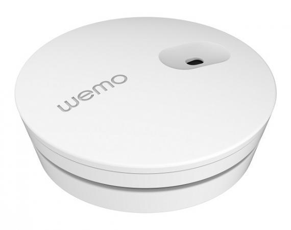 Abbildung des neuen WEMO Alarm Sensors