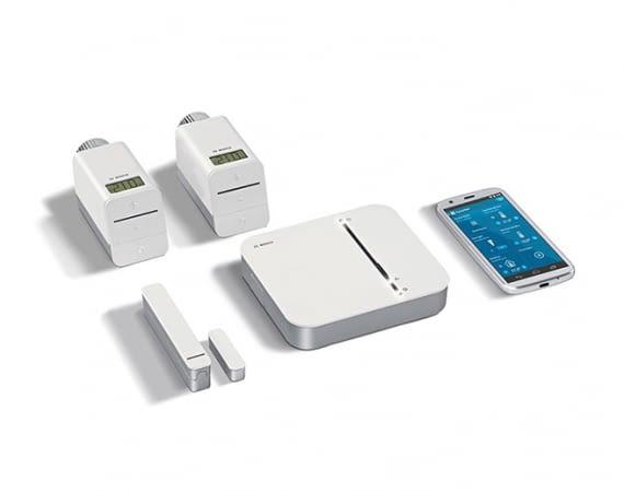 Bosch Smart Home bietet unterschiedliche Starterpakete