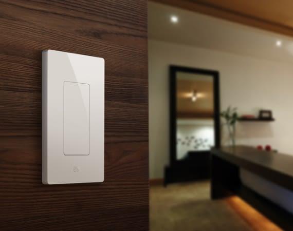 Elgato Eve Light Switch kann überall montiert werden und schaltet HomeKit-Geräte