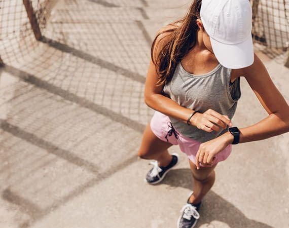 Sportuhren helfen Leistungsdaten im Blick zu behalten und Trainingsergebnisse zu verbessern