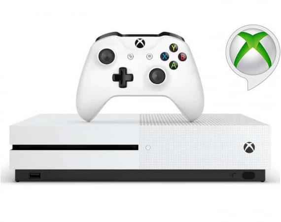 Xbox One Besitzer können ihre Spielekonsole jetzt per Alexa-Sprachbefehle steuern