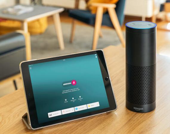 Magenta SmartHome kann per Sprache über Amazon Echo gesteuert werden