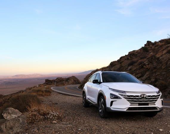Hyundai Nexo | Null-Emissions-Antrieb