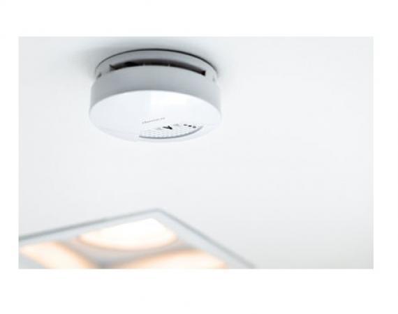 Bild des Devolo Home Control Rauchmelder