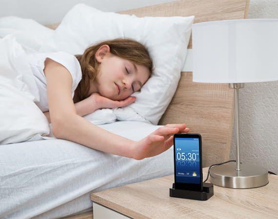 Mit Amazon Music einschlafen und für ungestörten Schlaf den Sleep-Timer stellen