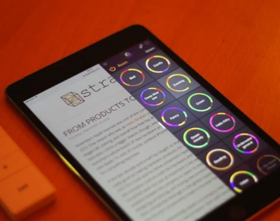 Funktion ist Trumpf: Dritt-App iConnectHue kann mehr als die offizielle Hue-App