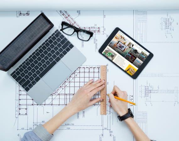 Sowohl Neu- als auch Altbauten lassen sich in ein Smart Home umwandeln