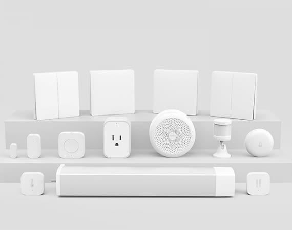 Das Xiaomi Smart Home System Aqara bietet viele Sensoren und Möglichkeiten
