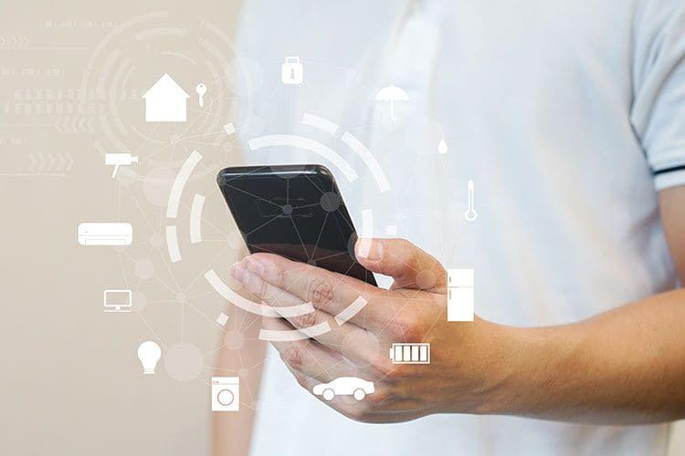 Aktoren ermöglichen die Automation im Smart Home