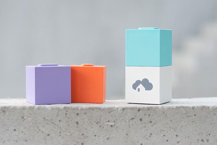 Das homee Smart Home System lässt sich modular um verschiedene Smart Home Funkstandards erweitern