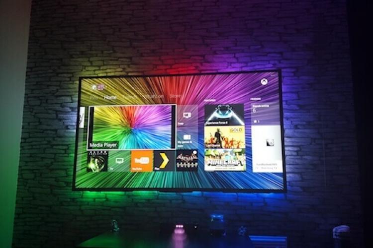 Lightberry - Philips Ambilight Effekt für Ihr TV