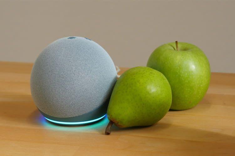 Bei allen Echo-Geräten besteht die Auswahlmöglichkeit zwischen vier verschiedenen Aktivierungsworten