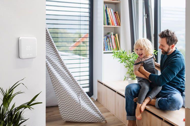 Mit einem Alexa kompatiblen Thermostat bleibt mehr Zeit für die wirklich wichtigen Dinge