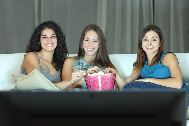 Fernsehen über das Internet ist einfach, vielfältig und macht Spaß