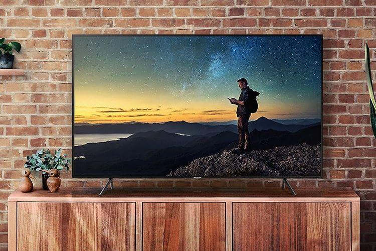 Samsung UHD-TV UE55NU7179: Tolles Bild und dynamisches HDR - für den günstigen Einstieg in die UHD TV-Klasse