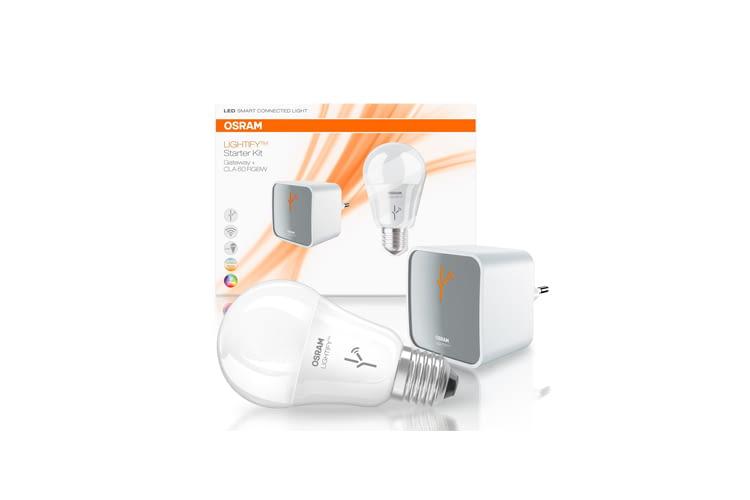 OSRAM LIGHTIFY-Leuchten sind eine günstige Alternative zu Philips Hue