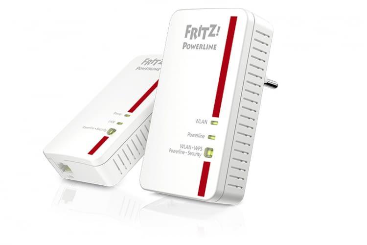 FRITZ!Powerline 1240E WLAN