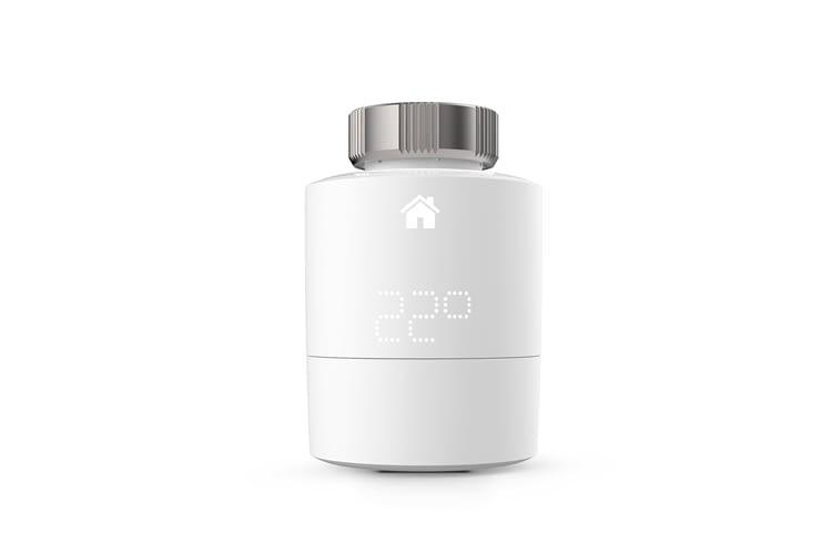 tado° Thermostat in der 3. Generation: Sprachsteuerung via Siri (Apple) und Alexa (Amazon Echo)