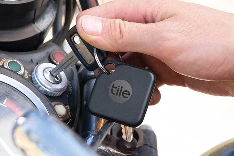 Wer seinen Schlüssel häufig verlegt, muss sich dank Tracker auf keine lange Suche begeben