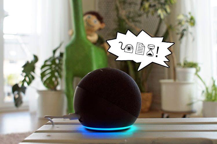 Alexa beherrscht überraschend viele verrückte Befehle