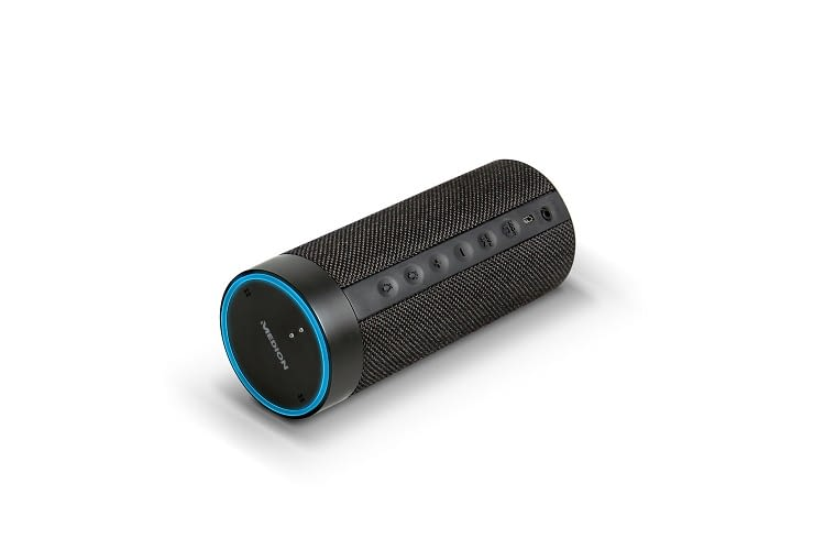 MEDIONs Alexa-Lautsprecher P61110 ist ein kabelloser Echo Klon mit verbesserten Funktionen