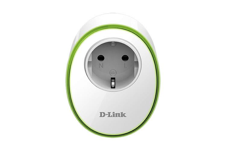 Die D-Link Funktsteckdose ist kompatibel mit Google Assistant, Alexa und IFTTT