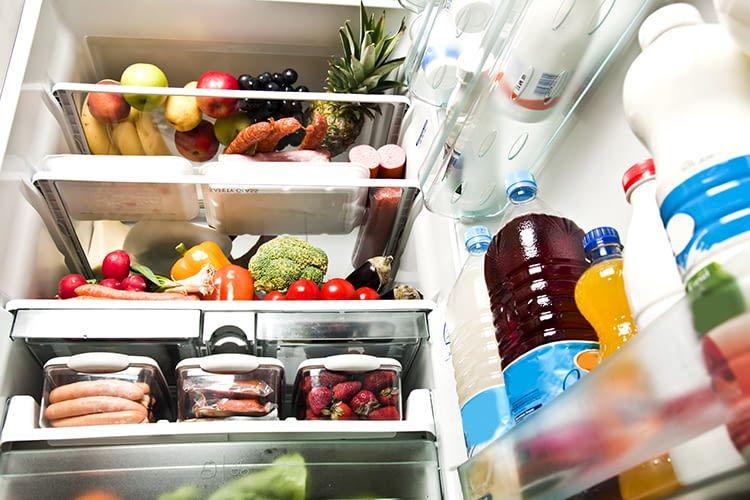 Der Verzicht auf ein Gefrierfach im Kühlschrank hilft Energie sparen