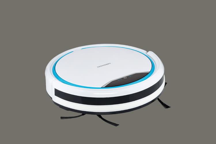 Dieser Saugroboter besitzt keine Internetverbindung und ist damit besonders sicher