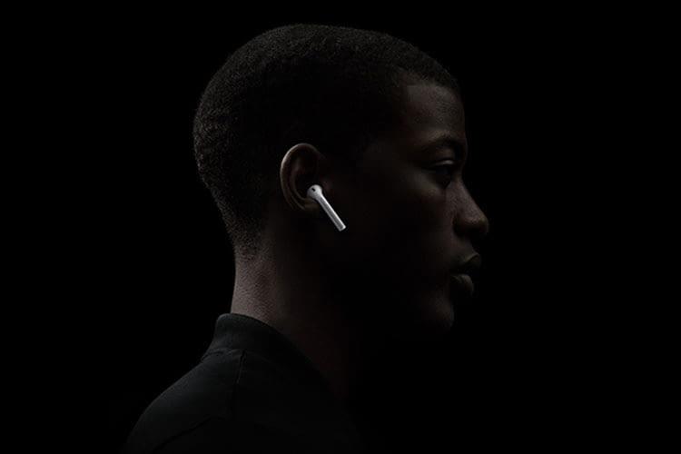 Beim Design der Apple AirPods 2 ist sich der Hersteller treu geblieben