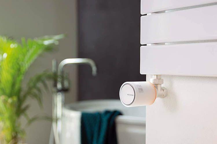 Wer Alexa hat, kann kompatible Heizkörperthermostate von überall auf Zuruf steuern