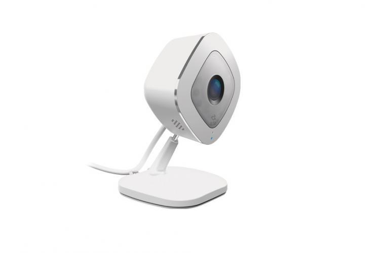 Abbildung der Arlo Q HD IP Sicherheitskamera von Netgear