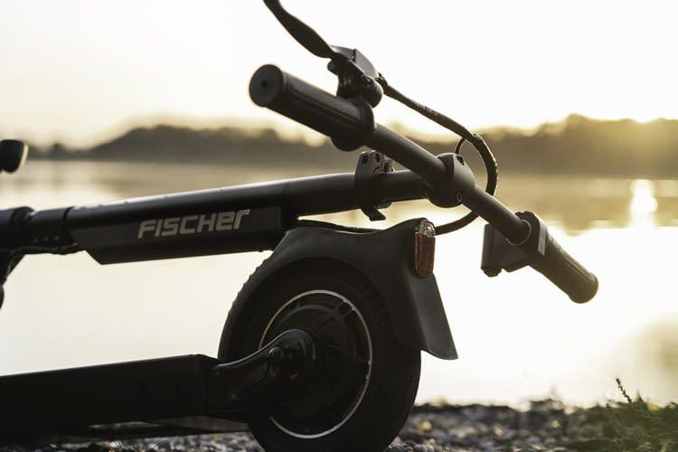 Der ioco 1.0 E-Scooter erreicht eine Geschwindigkeit von bis zu 20 km/h