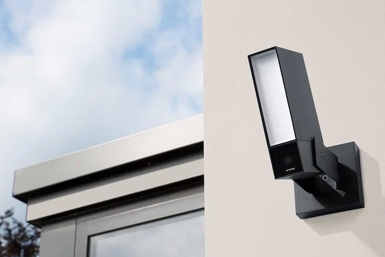 Netatmo Presence ist eine Smart Home Überwachungskamera für Außen