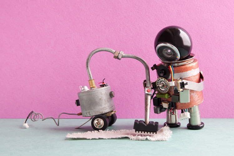Abgesehen von diesem Spezialmodell gibt es bereits mehr bezahlbare Putzroboter, als viele denken