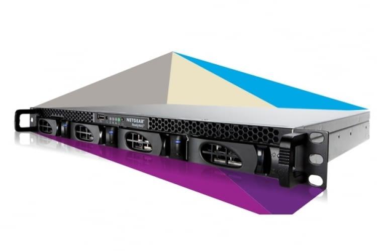 Netgear ReadyNAS 2304 gestaltate büroübergreifende Zusammenarbeit in kleinen Unternehmen effizienter und sicherer